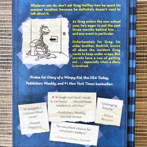 Amulet Books Accents Diary Of A Wimpy Kid Rodrick Rules By Jeff Kinney Poshmark
